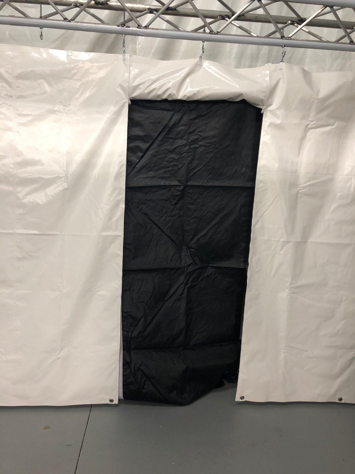 Zippered Door rotated